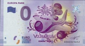 0 Euro Souvenir Schein Europapark II (1)