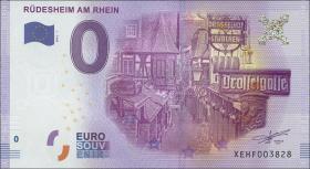 0 Euro Souvenir Schein Rüdesheim an Rhein (1)