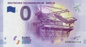 0 Euro Souvenir Schein Deutsches Technikmuseum Berlin (1)