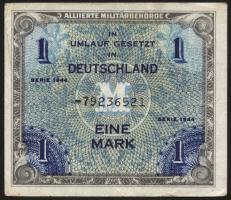 R.201d: 1 Mark 1944 UdSSR Ersatznote (3)