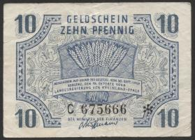R.212: Rheinland-Pfalz 10 Pfennig 1947 (3)