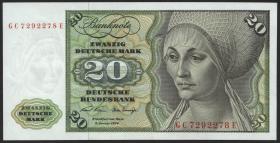R.271a 20 DM 1970 Serie GC (1)