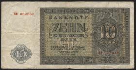 R.343c 10 DM 1948 Ersatznote (4)