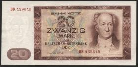 R.356a 20 Mark 1964 Goethe (1)