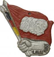 1. Mai Abzeichen 1953