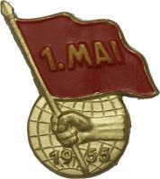 1. Mai Abzeichen 1955