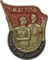 1. Mai Abzeichen 1956
