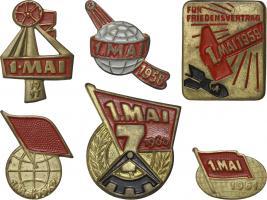 1. Mai Abzeichen 1957-1962