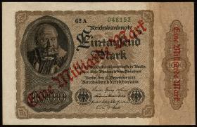 R.110e: 1 Milliarde Mark 1922 (1)
