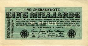 R.119a: 1 Milliarde Mark 1923 (3)