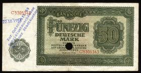 R.345a 50 DM 1948 1957 Spezialumtausch (4)