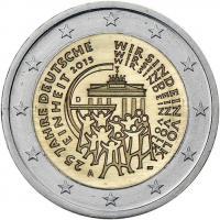 Deutschland 2 Euro 2015 Deutsche Einheit