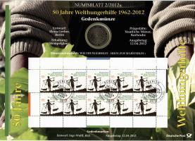 2012/2 50 Jahre Welthungerhilfe 1962-2012 - Numisblatt