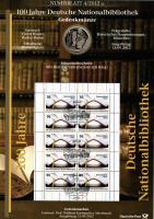 2012/4 100 Jahre Deutsche Nationalbibliothek - Numisblatt