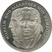 J.395 Wilhelm und Alexander von Humboldt