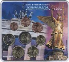 A-008 Euro-KMS 2002 A Numismata Berlin