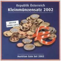 Österreich Euro-KMS 2002