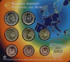 Spanien Euro-KMS 2002