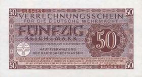 R.514: Deutsche Wehrmacht 50 Reichsmark 1944 (1)