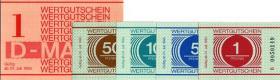 DDR Gefängnisgeld Serie B (5 Werte)