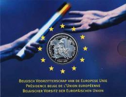 Belgien 500 Francs 2001