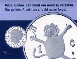 Niederlande 1 Gulden 2001