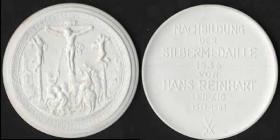 Meissen - H.Reinhart Kreuzigungsszene