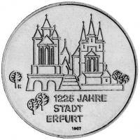 1225 Jahre Stadt Erfurt V-22