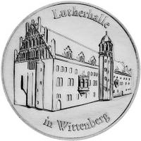 Lutherhalle in Wittenberg V-120