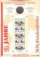 1999/2 SOS-Kinderdörfer - Numisblatt