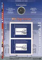 2002/3 Documenta - Numisblatt