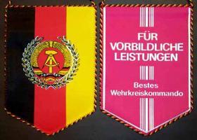 Wimpel (NVA): Bestes Wehrkreiskommando