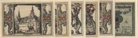 Notgeld Arnstadt (25 Pfg. Serie)