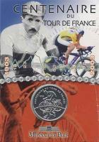 Frankreich 1/4 Euro 2003 Tour de France