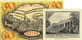 Notgeld Baden-Baden
