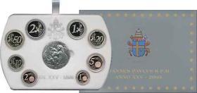 Vatikan Euro-KMS 2003 PP