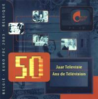 Belgien Euro-KMS 2003 50 J. TV