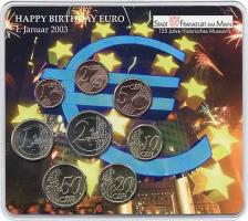 A-024 Euro-KMS 2003 A Happy Birthday Euro