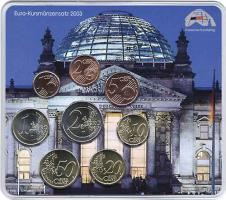 A-032 Euro-KMS 2003 A Bundestag III