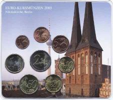 A-027 Euro-KMS 2003 A Historische Motive: Nikolaikirche