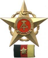 B.0010d Stern der Völkerfreundschaft Gold (OE)