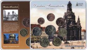A-023 Euro-KMS 2003 A Dresdner Frauenkirche