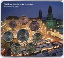 A-049 Euro-KMS 2003 A Weihnachtsmarkt in Dresden