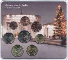 A-048 Euro-KMS 2003 A Weihnachten in Berlin