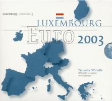 Luxemburg Euro-KMS 2003 Pont Adolphe