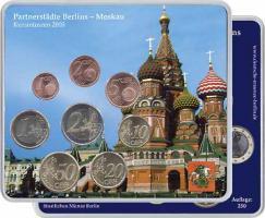 A-054 Euro-KMS 2003 A Partnerstadt Moskau