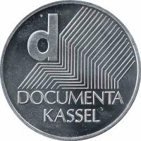 Deutschland 10 Euro 2002 Documenta stg