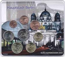A-075 Euro-KMS 2003 A Hauptstadt Berlin