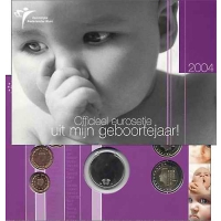 Niederlande Euro-KMS 2004 Baby