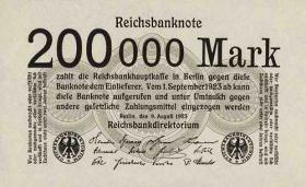 R.099b: 200.000 Mark 1923 (1)